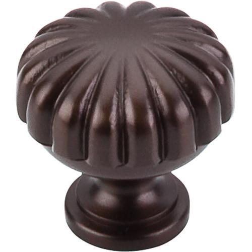 Top Knobs - Melon Knob  - Oil Rubbed Bronze (TKM756)