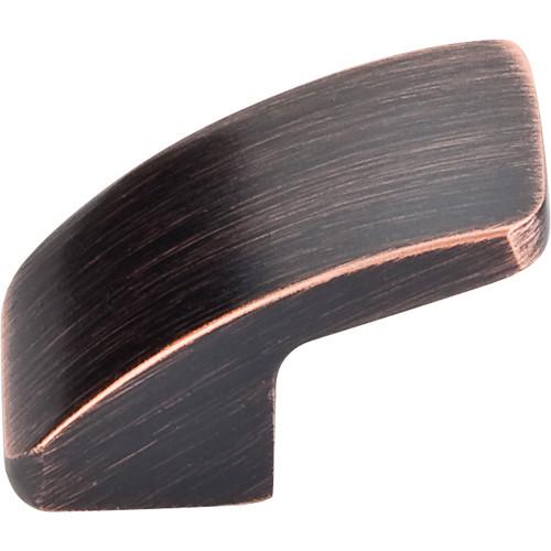 Top Knobs - Thumb Knob  - Tuscan Bronze (TKTK52TB)