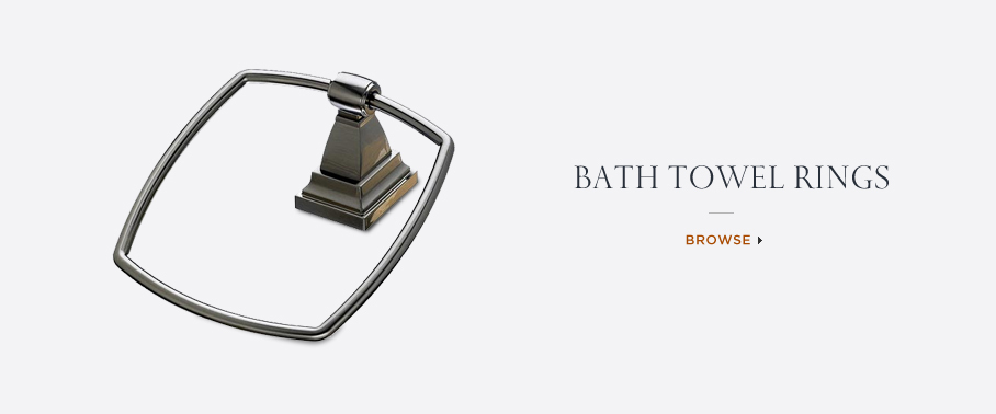 Bath Towel Rings