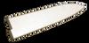 Togen Masahisa Ynagi - Carbon steel shiro kasumi 240mm ~