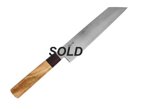 SAITO KNIVES by Masaaki KIRITSUKE SLIM STAINLESS STEEL 235MM