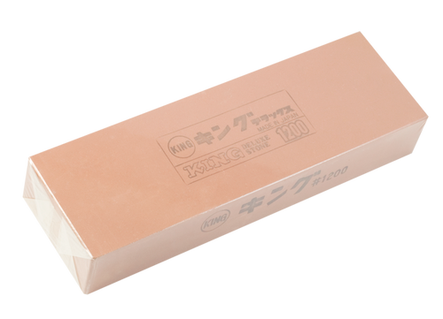 King Sharpening Stone #1200 - 207mm x 66mm x 34mm