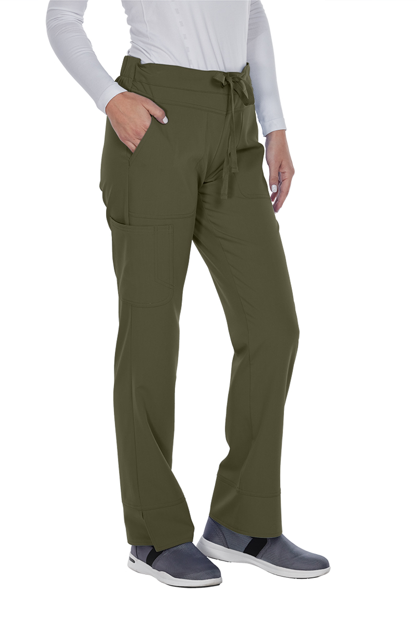 Grey/'s Anatomy Signature Women/'s 2210 5 Pocket Low Rise Straight Leg Scrub Pant
