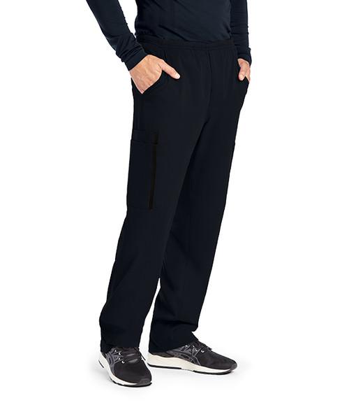 0219 Ascend 6-Pocket Elastic Waist Pants