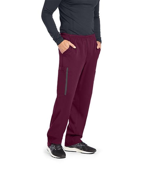 0219S Ascend 6-pocket Elastic Waist Pants (Short)