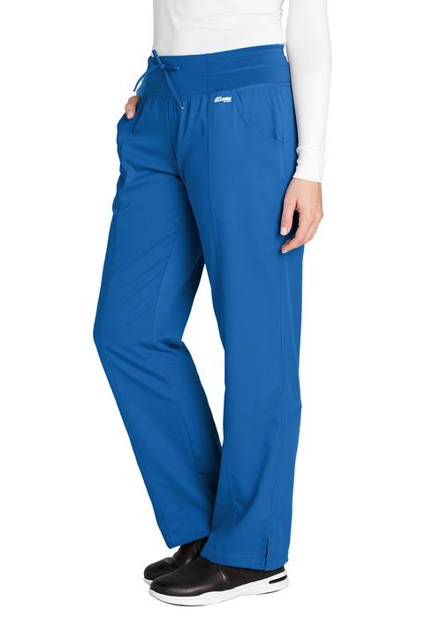 ACTIVE 4276P Yoga Knit Scrub Pants (PETITE)
