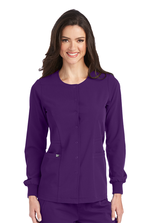 Grey's Anatomy Signature Scrub Jacket 2407 Warm-Up: 2 Pocket