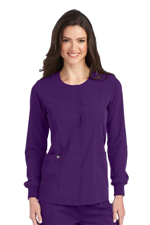 Grey's Anatomy Signature Jacket 2407 Warm-Up: 2 Pocket