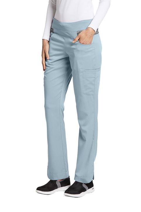 7227P Grey's Anatomy Impact Harmony Knit Yoga Scrubs (Petite)