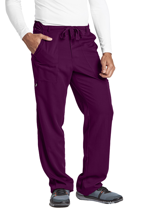 Grey's Anatomy Men's 6-Pocket Drawstring Scrub Pant 0203