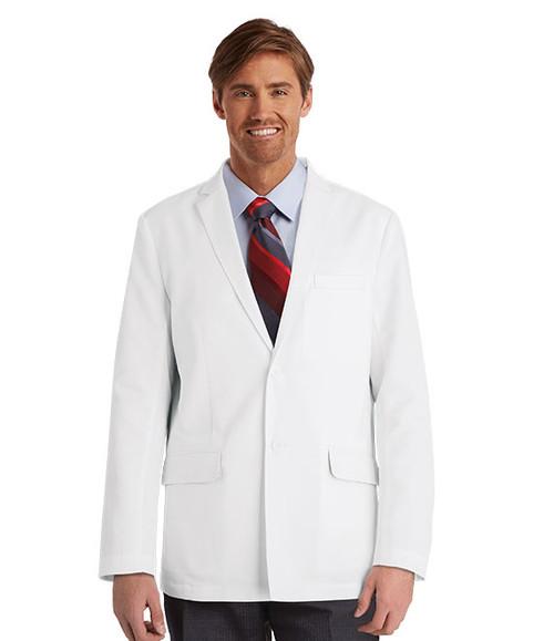 """(0916) GA Mens 30"""" Consultation Lab Coat"""