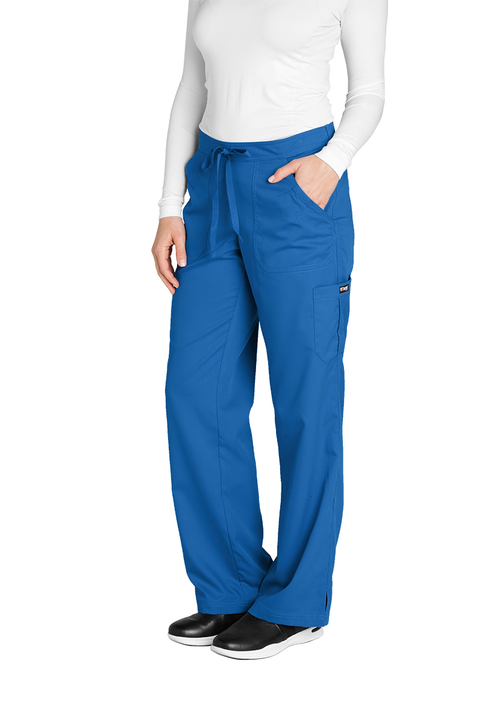 (4245) Grey's Anatomy Junior 5 Pocket Drawstring Pant