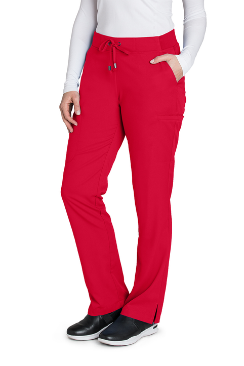 4277P Destination 6-Pocket Scrubs Pant (Petite)