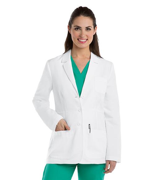 "Grey's Anatomy 4455 Women's 30"" Lab Coat"