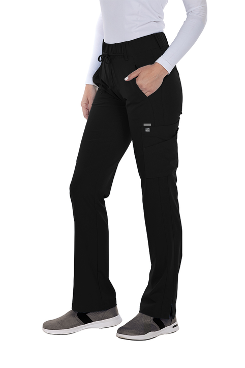Signature 2218 Olivia Pant - 6 Pocket Double Cargo Scrubs