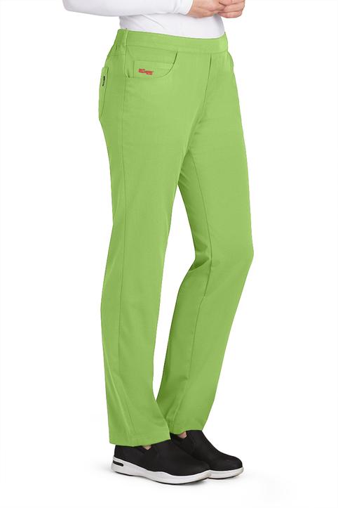 Women's 5-Pocket Flat Front Scrub Pant GRSP510