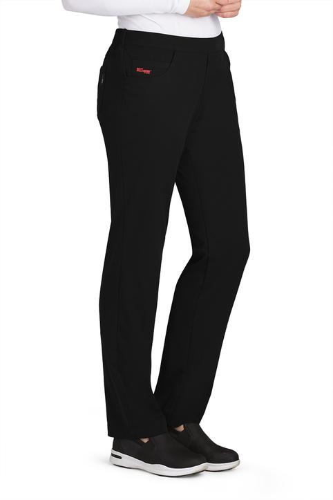 (GRSP510T) Spandex Stretch 5 Pocket Flat Front Scrub Pant (Tall)