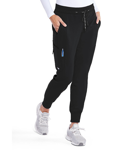5-Pocket GR Logo Tape Jogger Pant GRP534