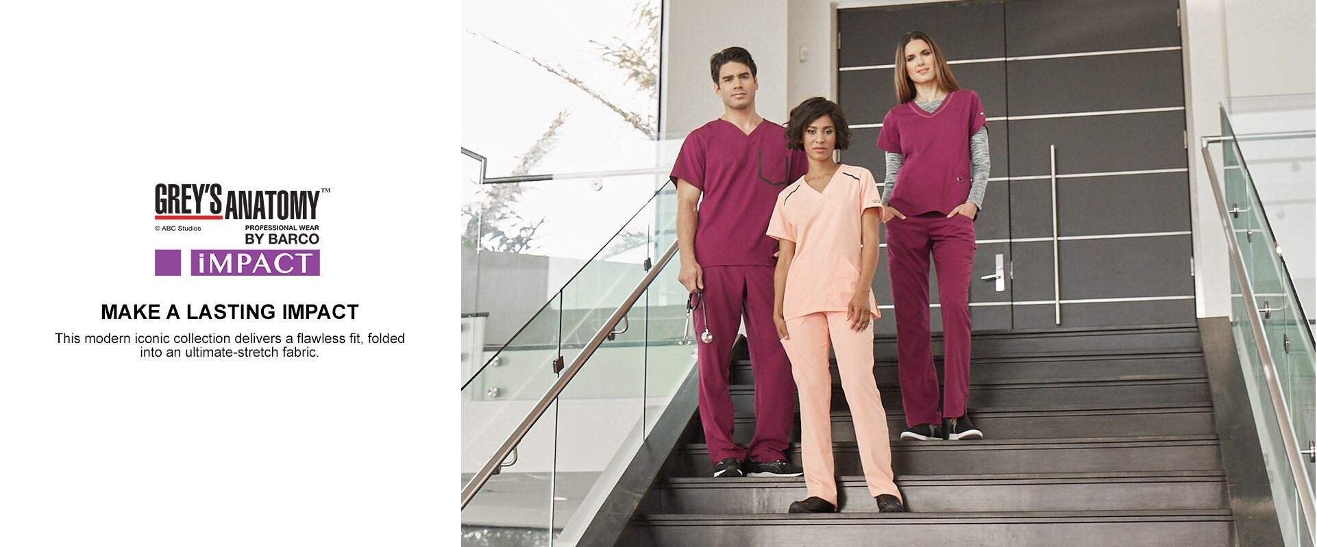 Greys Anatomy Impact Scrubs by Barco - Grey's Anatomy™ Scrubs