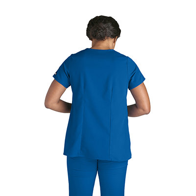 6103 Maternity Scrub Top