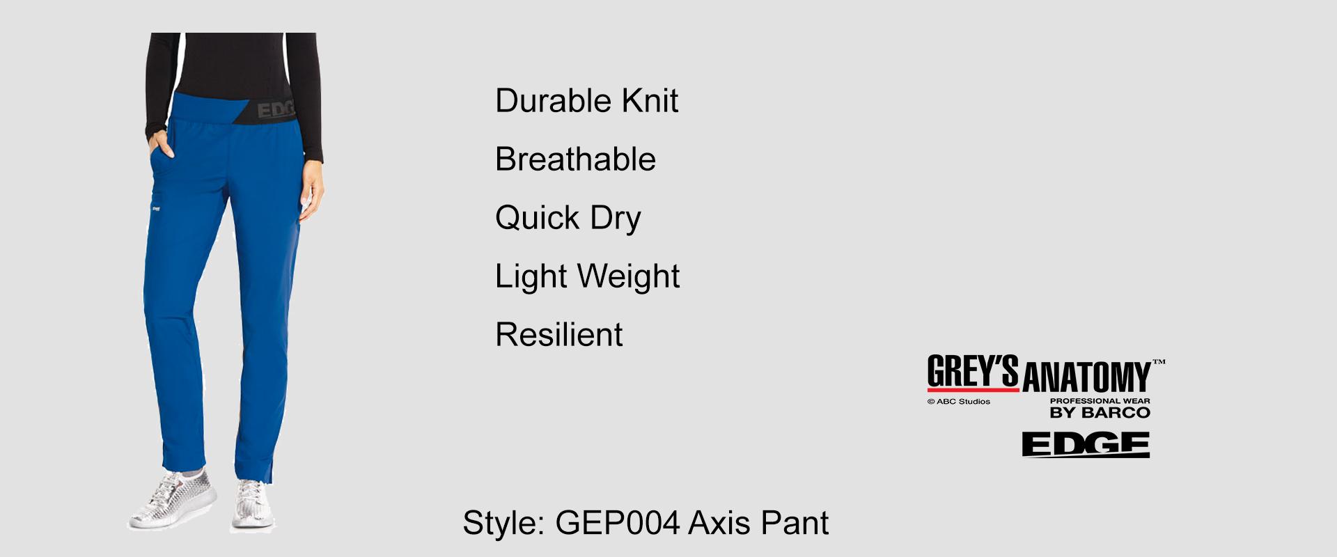 EDGE Axis Pant