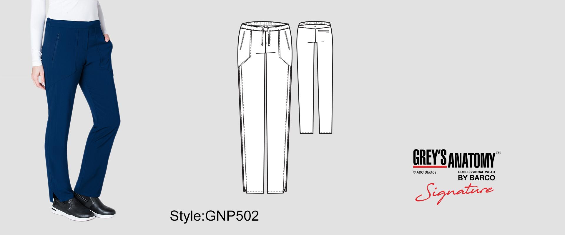 (GNP502) Signature Callie Pant