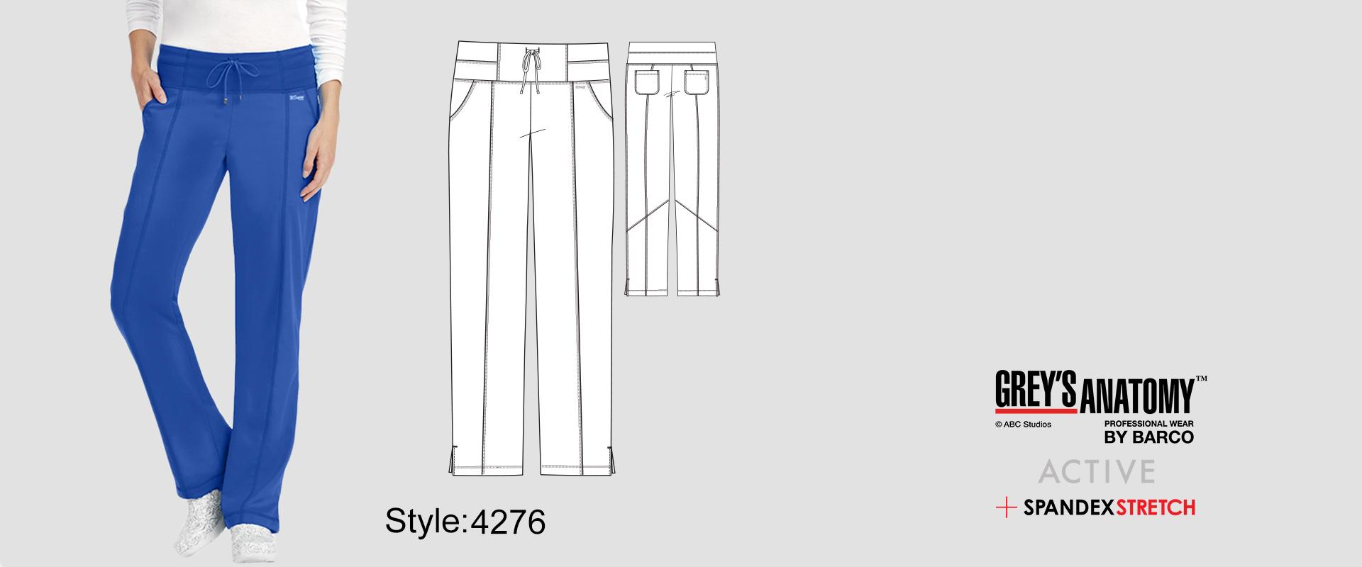 (4276) Scrub Pants
