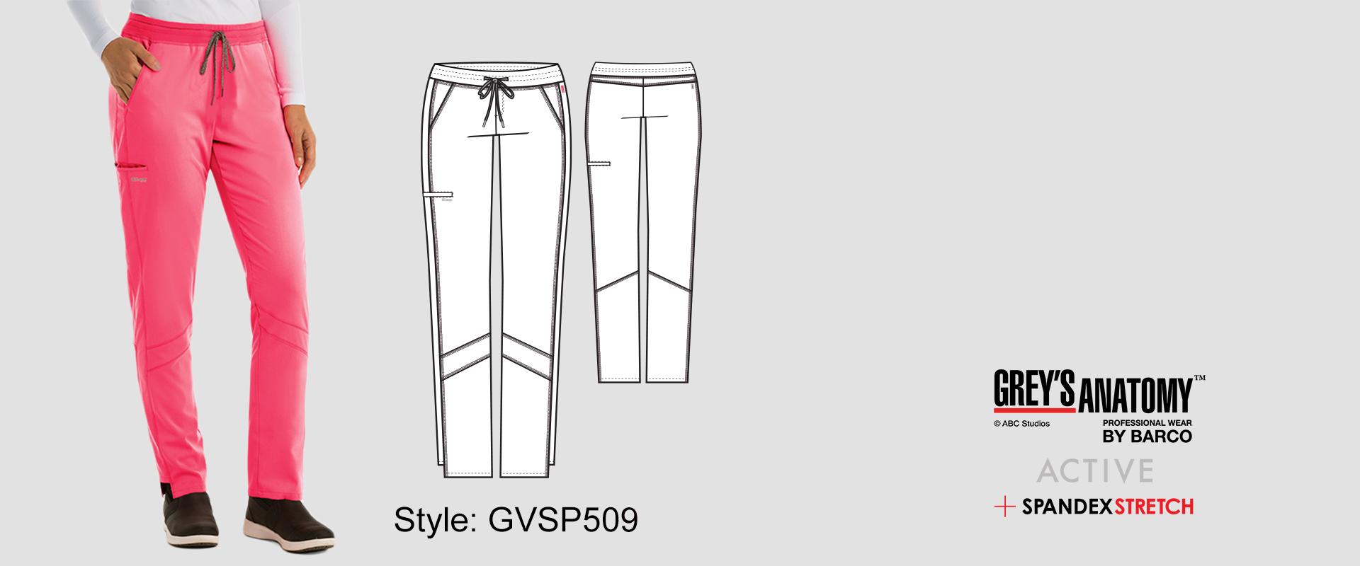 (GVSP509) Scrub Pants
