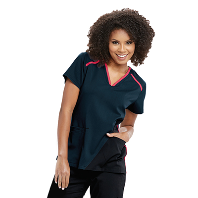 GVST021 Womens Scrub Top