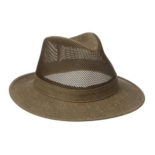 Henschel Hiker Hat Crushable Mesh 5196 Breezer UPF 50+ Made in USA