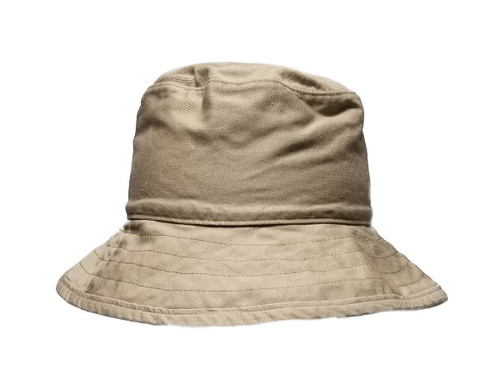 Hat Attack Crusher Bucket Hat, Made in USA, 100% Washed Cotton, CAC101