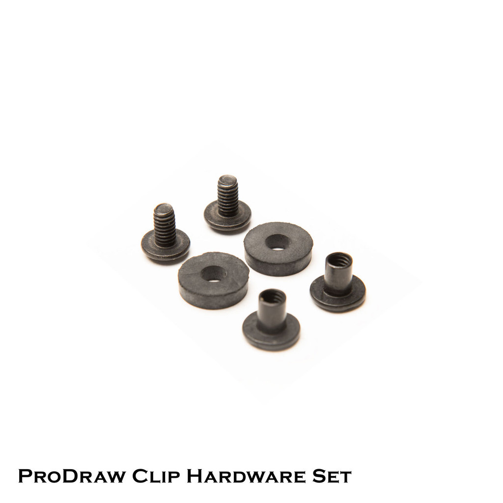 ProDraw Clip Hardware Set
