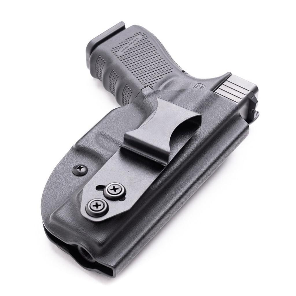 LightTuck™ Kydex IWB Gun Holster Side View