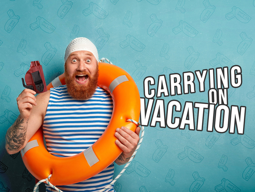 Can I Conceal Carry On Vacation For The Holidays?