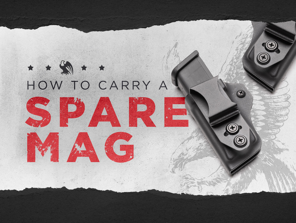 How to Carry a Spare Magazine