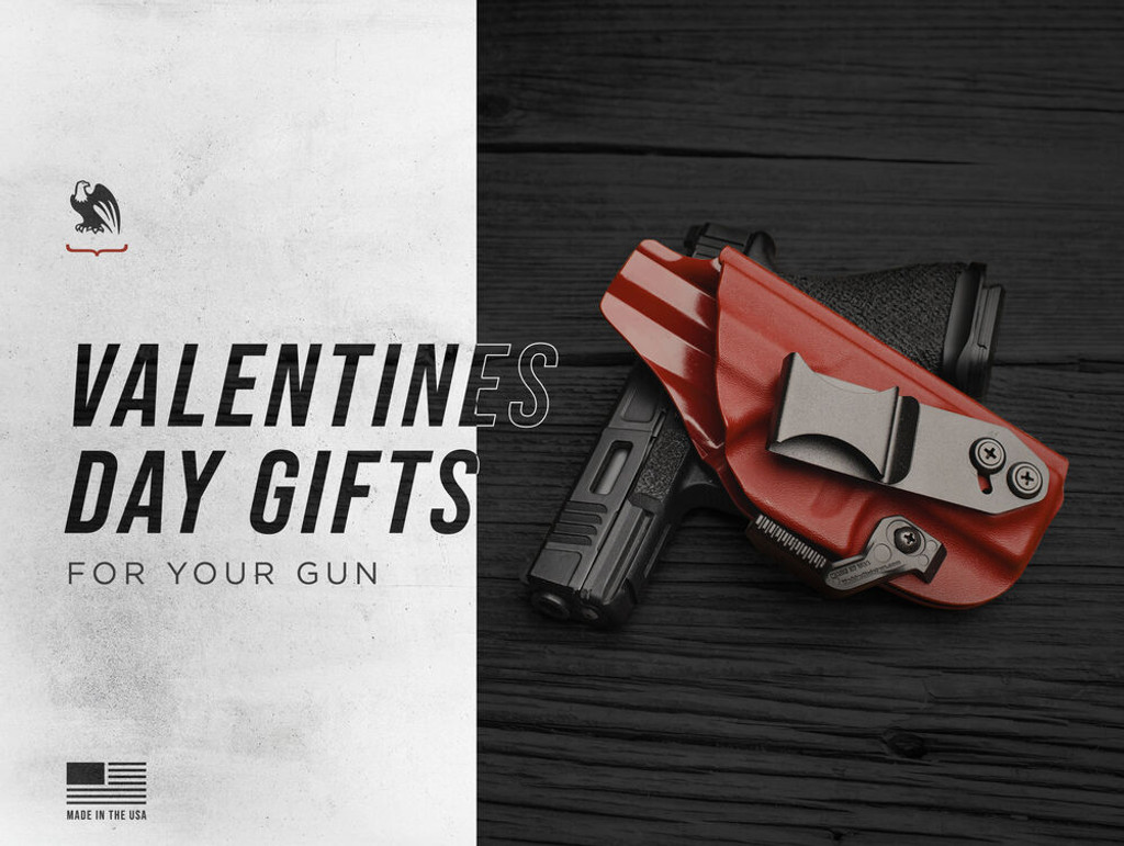 Top 5 Valentine's Day Gifts For Your Gun