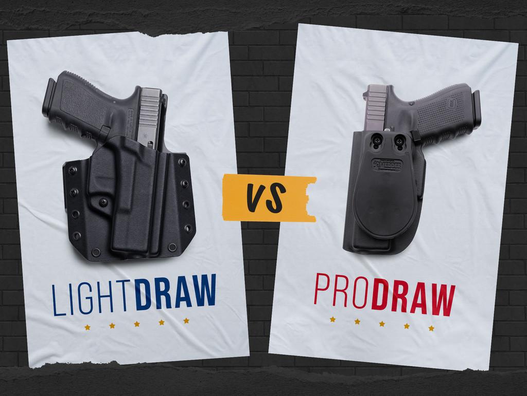 LightDraw™ vs ProDraw™