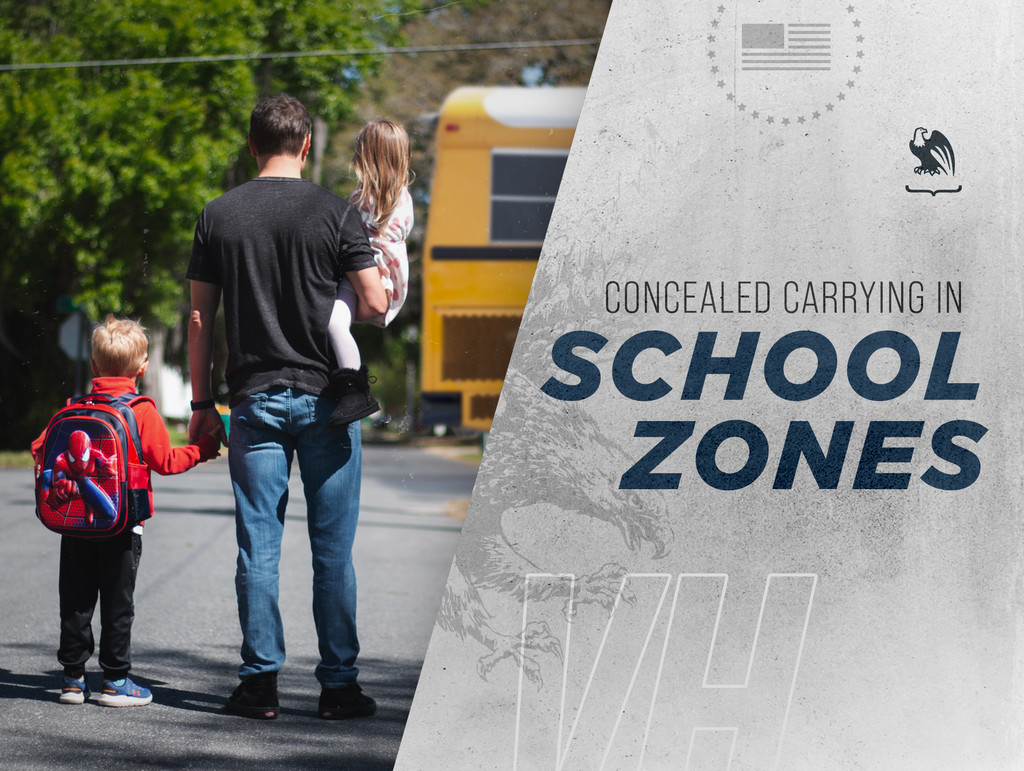 Concealed Carry on School Grounds
