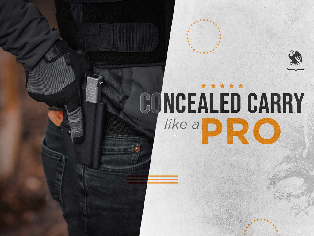 What Do Professionals Look For in a Concealed Carry Holster?