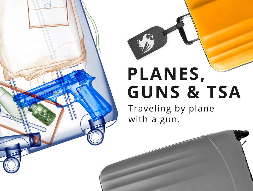 Can You Travel By Plane With A Gun?