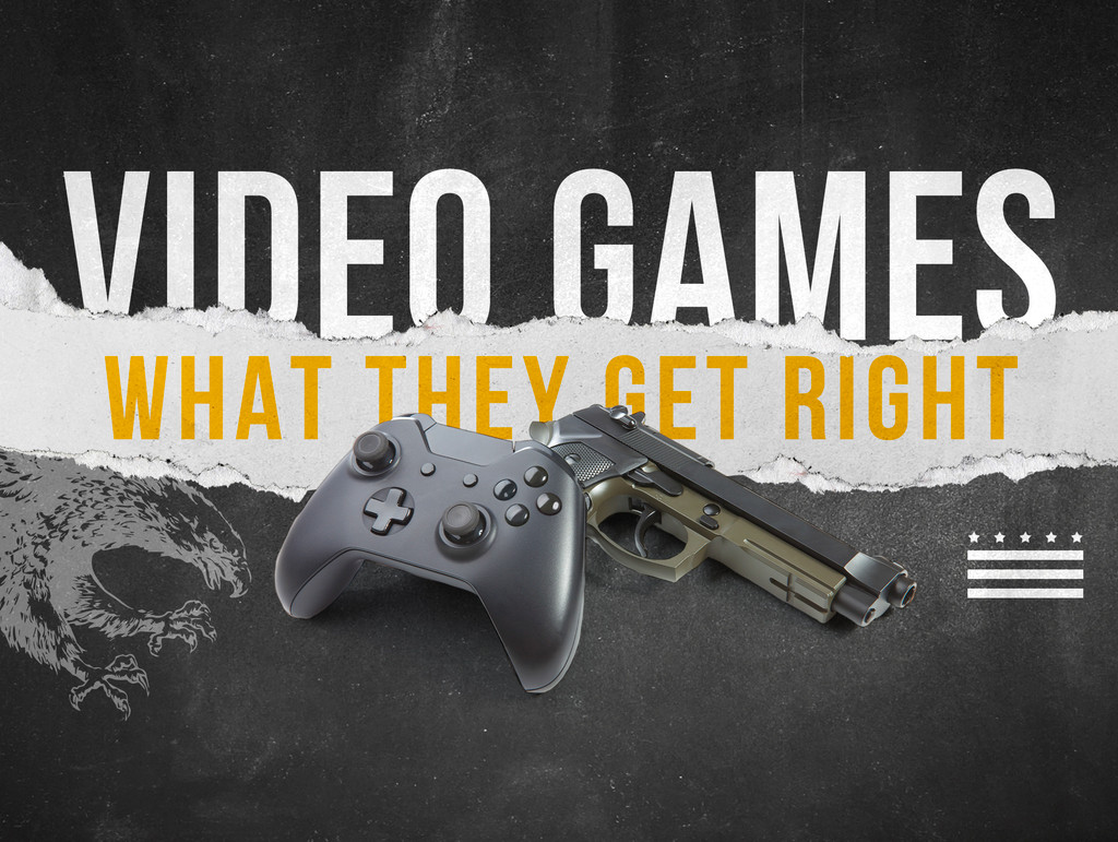 9 Things Video Games Got Right About Using Guns