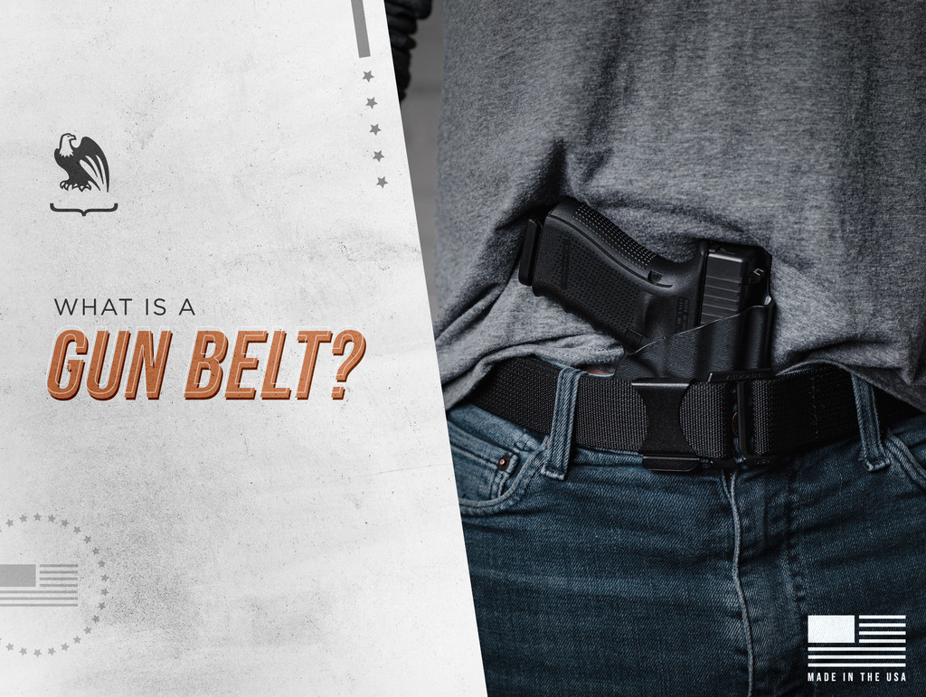 What is a Gun Belt?