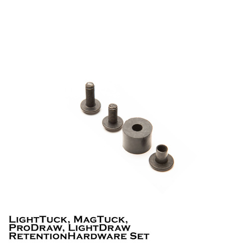 LightTuck, MagTuck, ProDraw, and LightDraw Retention Hardware Set