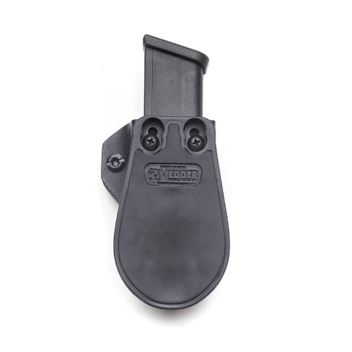 MagDraw™ Single OWB Magazine Holster Back View