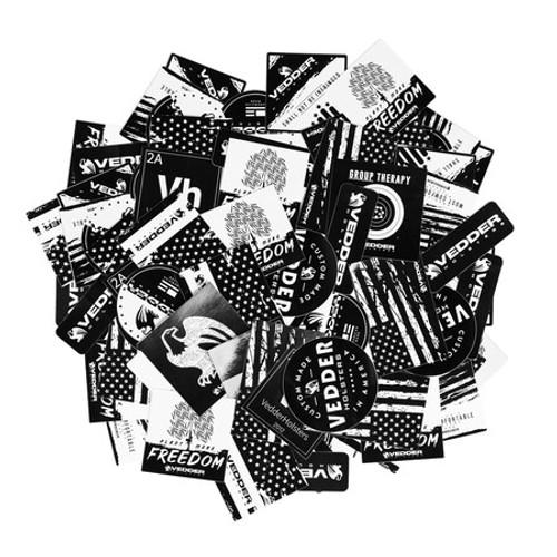 Random Sticker Pack- Qty- 4