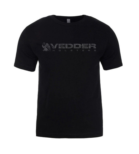 Vedder Holsters Logo T-Shirt