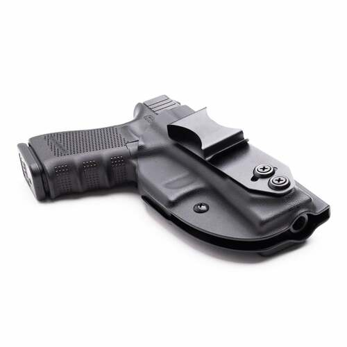 LightTuck™ Kydex IWB Gun Holster Side View
