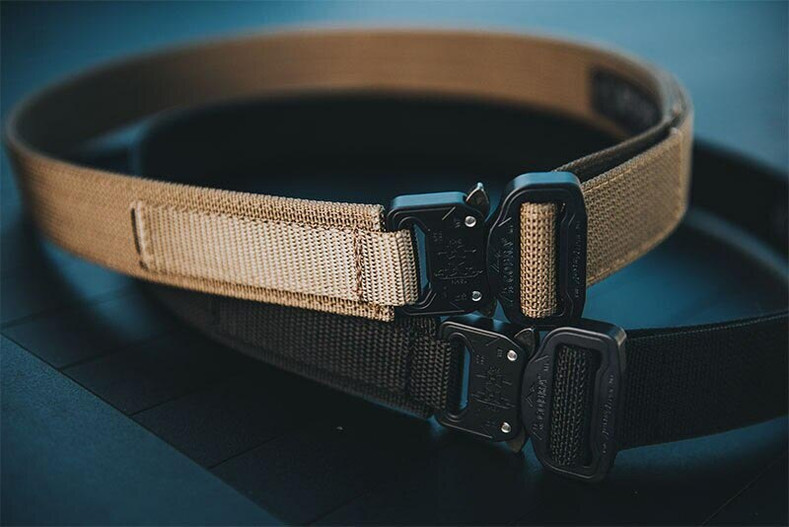 Vedder Holsters Quick Release Gun Belt Review