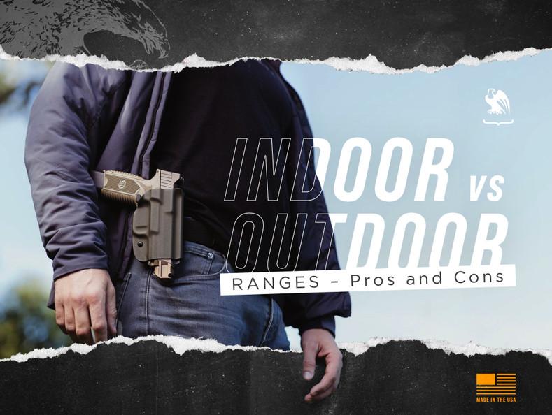 Are Indoor Or Outdoor Shooting Ranges Better