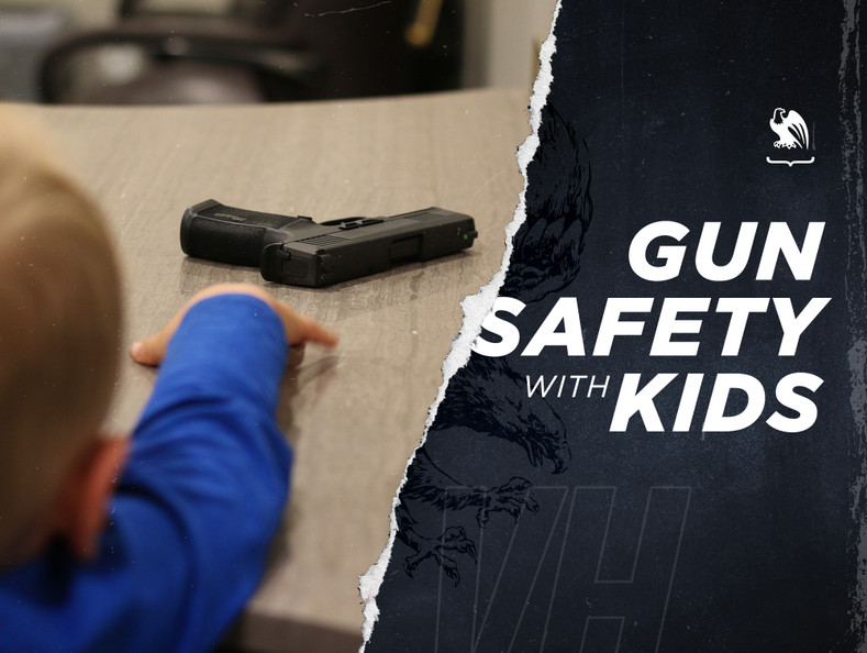 Gun Safety with Kids